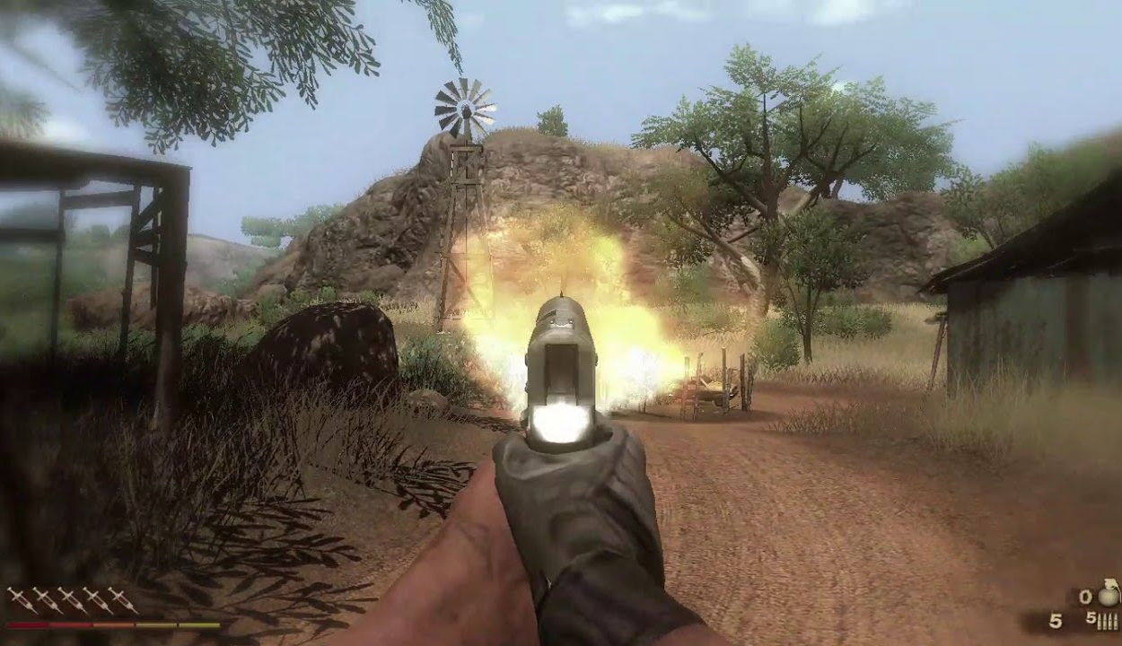 far cry 1 gameplay pc download